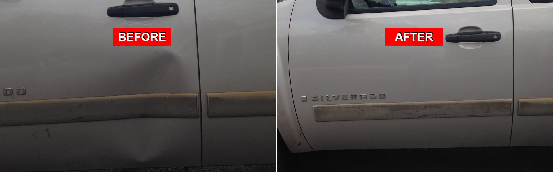Large Dent Repair Louisville KY