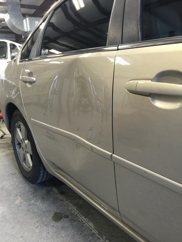 garage door panels repair