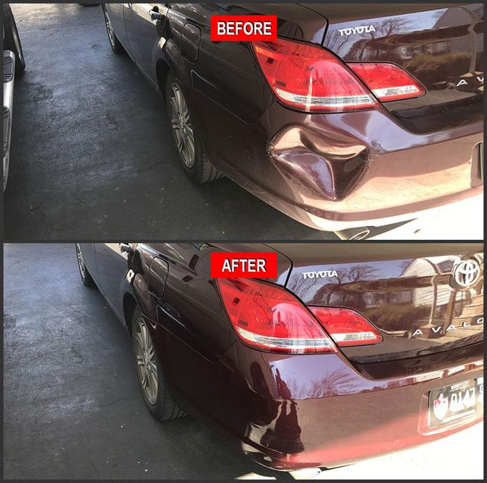 bumper-dent-repair